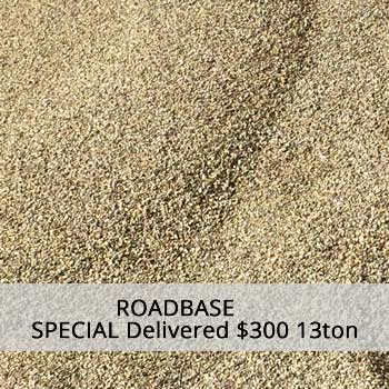 road base - Bulk gravel Brisbane
