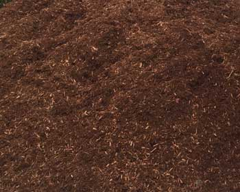 Cypress Blend Mulch - Brisbane Landscaping