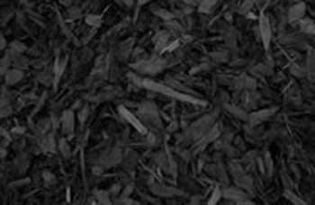Cypress Colour Chip Mulch Black - Landscape Supplies